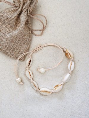 Kauri Shell Anklet